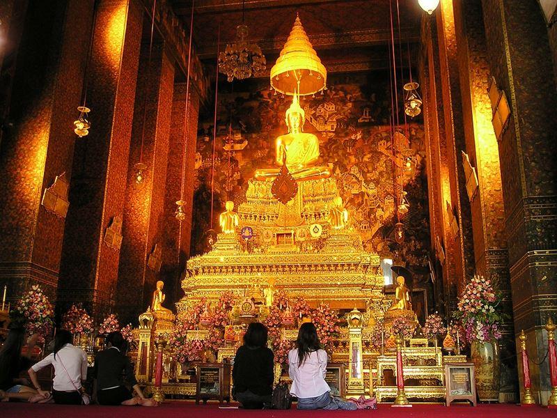 travel to thailand