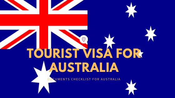 tourist visa for australia