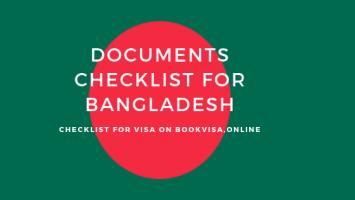 documents checklist for bangladesh