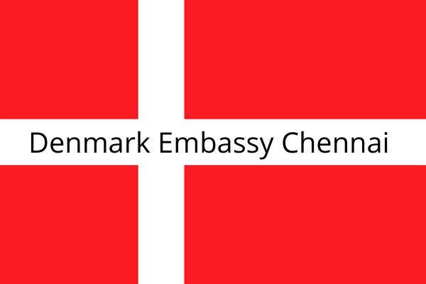 denmark embassy chennai