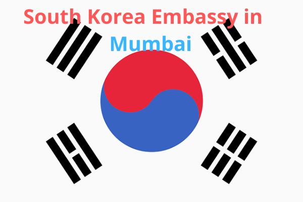 south korea embassy in mumbai